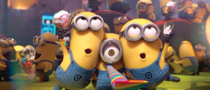 Complete The Collection Of Minion Plushies And Figurines