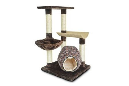 Give Your Place A Beautiful And Luxurious Place To Live In With These Amazing Cat Condos