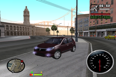 Features and system requirements of GTA