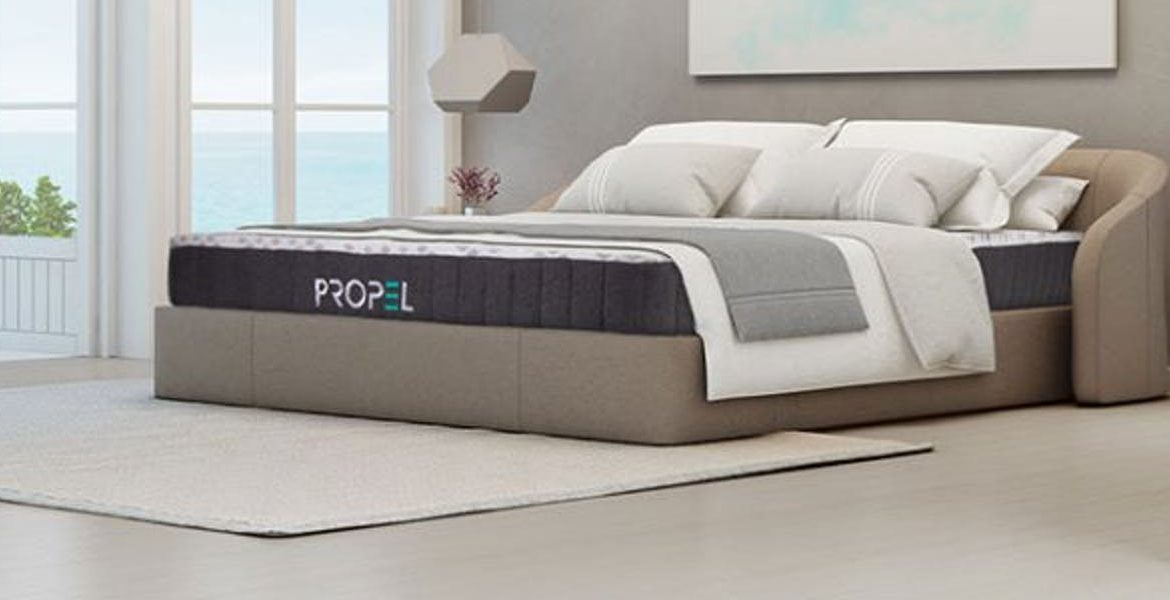 perfect cloud memory foam mattress