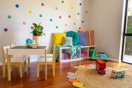 Importance of Having a Kids Playroom